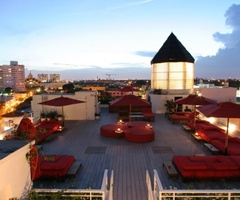 Townhouse Rooftop Lounge Nightclub South Beach Miami