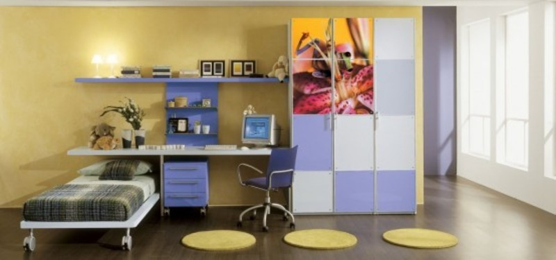 Wardrobe Designs For Kids, Display – Customizable Wardrobe For Kids Bedroom