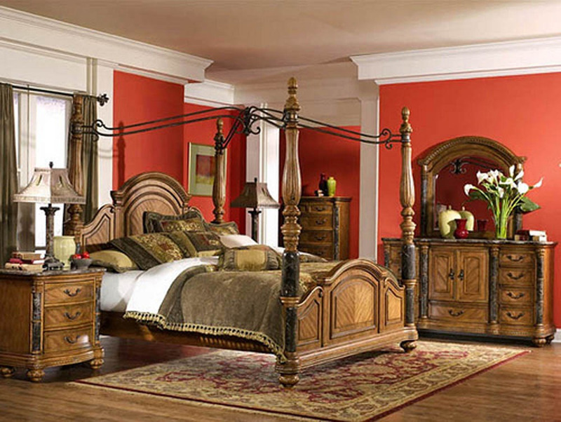 Romantic bedroom design ideas for couples luxury romantic for Bedroom designs for couples