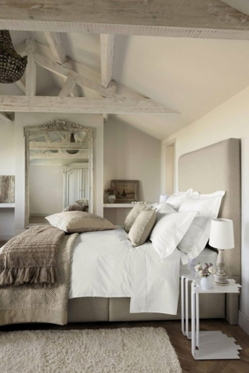 Airy Bedroom Design, A Beautiful Light And Airy Bedroom Decorated In...