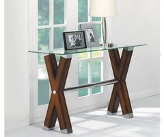 Office Minimalist: Modern Console Table