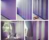 Painting Stripes On A Wall: Our Latest Office Update!