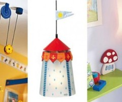 Fancy Children Lamps For Kids Bedroom With Trendy Style
