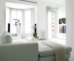 Duplex Alicante White Open And Airy Apartment Design