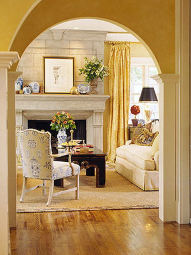 Maison decor country french design bookmark 15935 for French country style living room