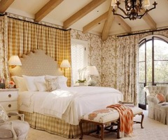 French Country Bedroom Decor And Ideas: Color Schemes