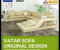 Original Design Leather Sofa H2203, View Original Design Leather Sofa, Vatar Product Details From Vatar Furniture Industrial Co., Limited On Alibaba.Com