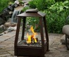Spice Up Your Patio With An Outdoor Fireplace