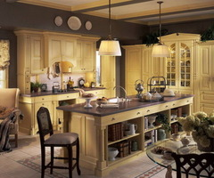 Elegant French Country Kitchen Decorating Ideas Kitchen 2306 Kitchen