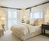 Amazing White Bedroom Decoration To Get Spacious Interior