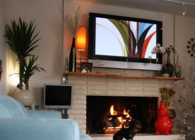 Fireplace And Tv Layout Designs Ideas design bookmark