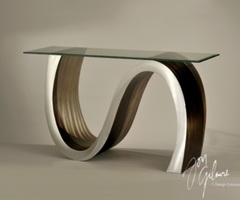 New Year 2012, New Console Table Designs