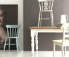 Farmhouse Tables And Classic Kitchen Chairs