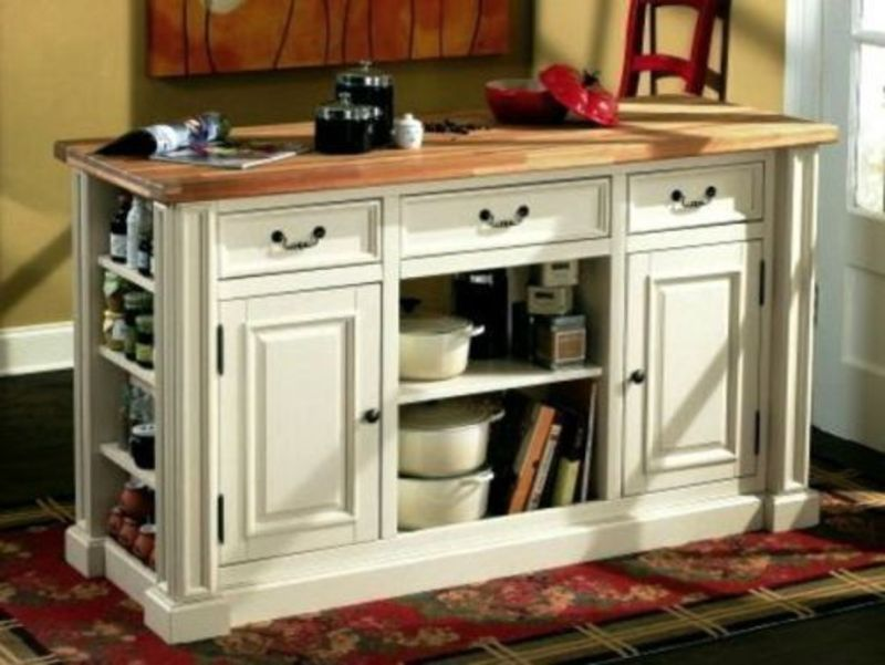 Portable Kitchen Island Features / design bookmark #