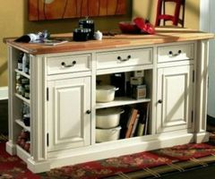 Portable Kitchen Island Features