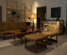 Rare Jens Risom Danish Modern All Original Sofa In East Ukrainian Village, Chicago, Il, Usa ~ Krrb