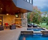Architecture. Revealing Pools Inspirations For Enchanting House Designs: The Modern Dream House Design With Modern Swimming Pool By James D ~ Ciiwa