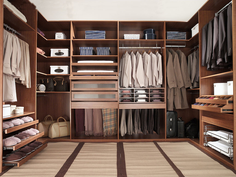 Easy Steps To Make A Master Bedroom Closets