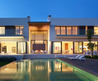 Modern Dream House Design Layout With A Swimming Pool