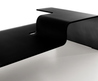 """Live"" Modern Glass Coffee Table From Zeritalia"