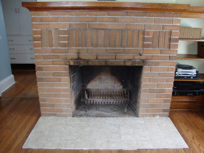 Fireplace Designs With Tile, J