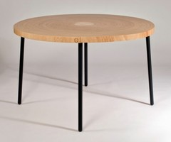 Round Table Design By Erwin Zwiers : Furnipure