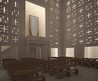 Modern Church Interior Render Redy 3 D Model .Dwg .Max