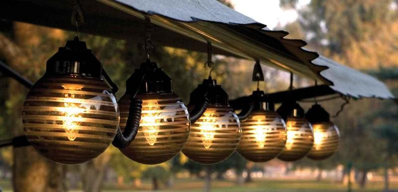 Outdoor Patio Lights, Outdoor Patio Lighting Design