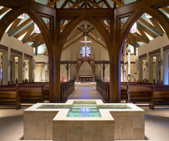 Church Interior Design From Cdh Partners