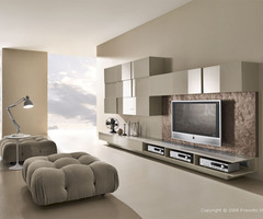 13 Ultra Modern Living Room Designs By Presotto Italia Modern Beige Themed Living Room Design With Comfortable Sofa – Home And Interior Design Ideas