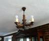 Ceiling Lights Wooden Ceiling Lights £35 Ono 01469 Warmsworth