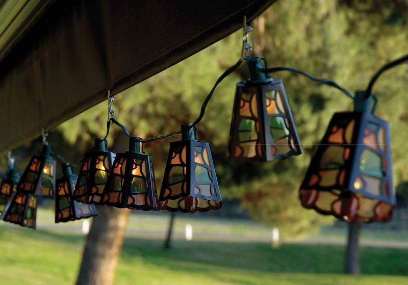 Outdoor Patio Lights, Bringing Light To Your Home With Patio Lights