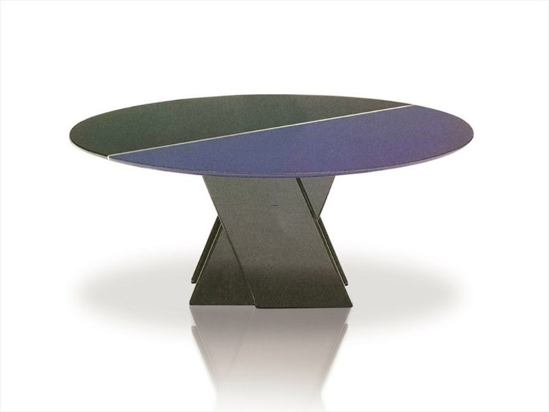 Round Table Design, Round Table Sansovino By Simon By Estel