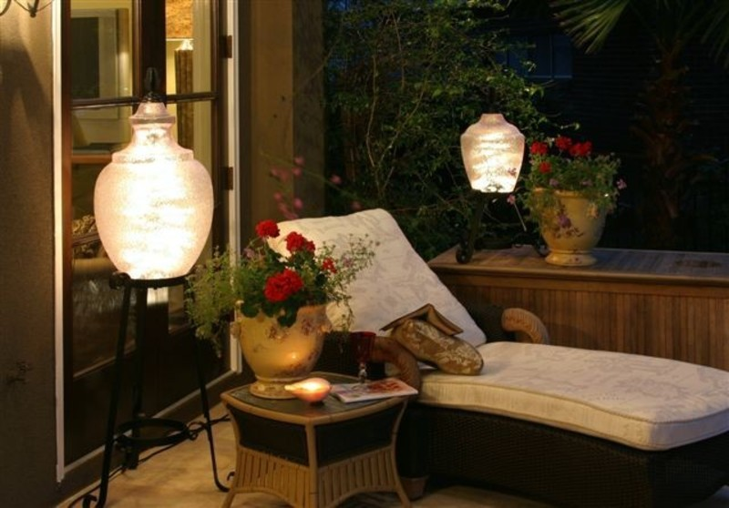 Outdoor Patio Lights, Unique Patio Lanterns Create Ambiance