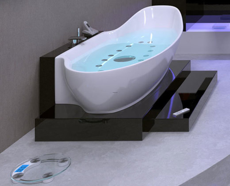 Ultra Modern Bathroom, Best Home Desain Gallery: Amazing Ultra Modern Bathroom Designs Inspiration