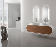Modern Bathroom Furniture Sets