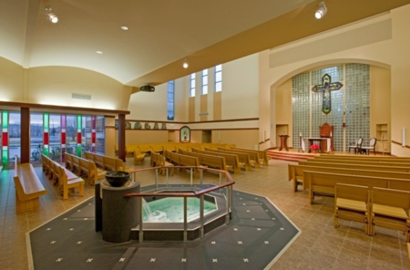 Church Interior Decoration, Church Interior Design