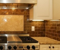 Kitchen Tile Backsplashes