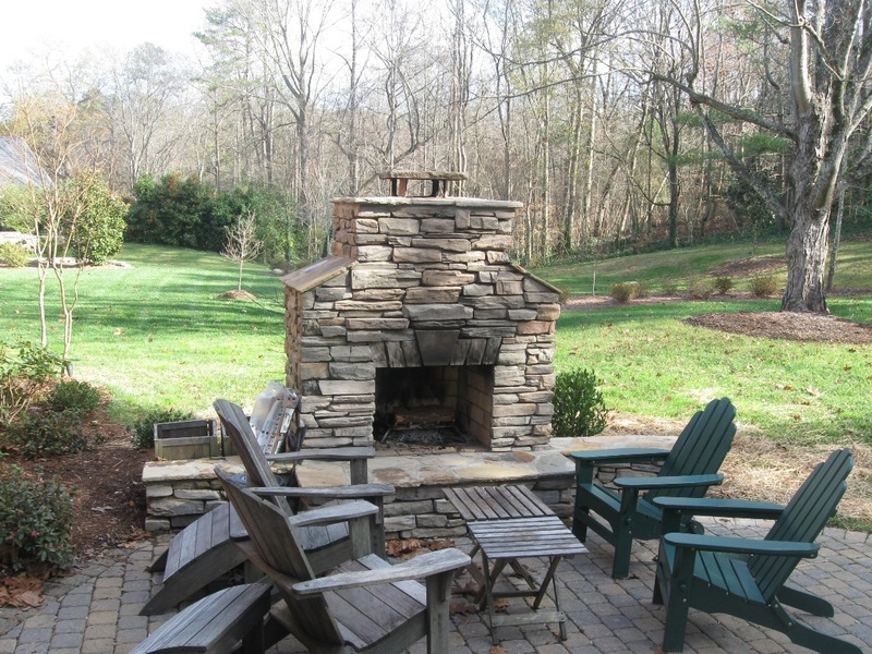 Small Patio Fireplace, Outdoor Patio Design Ideas, Basic Rules Of Patio Decorate, Pics