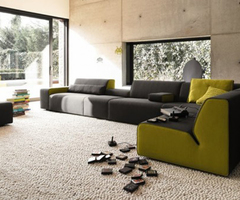 Inspirational Ultramodern Living Room Sofa Furniture