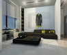 White Balance Minimalist Apartment Interior By Dimaloginoff