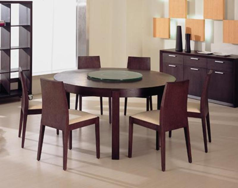 Round Table Design, Round Dining Table – A Classy Look