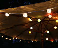Patio Lighting Design Collections