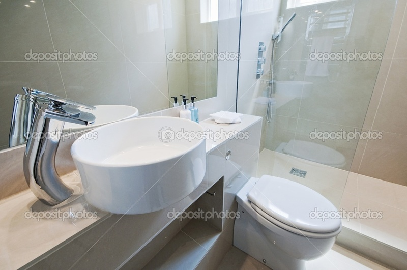 Ultra Modern Bathroom, Creative Deposit Ultra Smart Bathroom