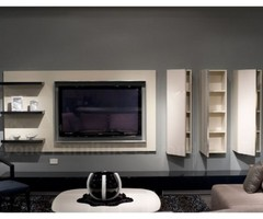 Sample Photos Of Modern Tv Cabinets With Storage System And Decorating Ideas