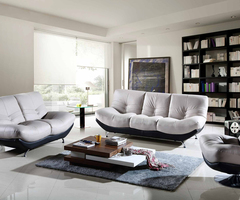 2515 W/Swivel Chair, Modern Living Sets, Living Room Furniture