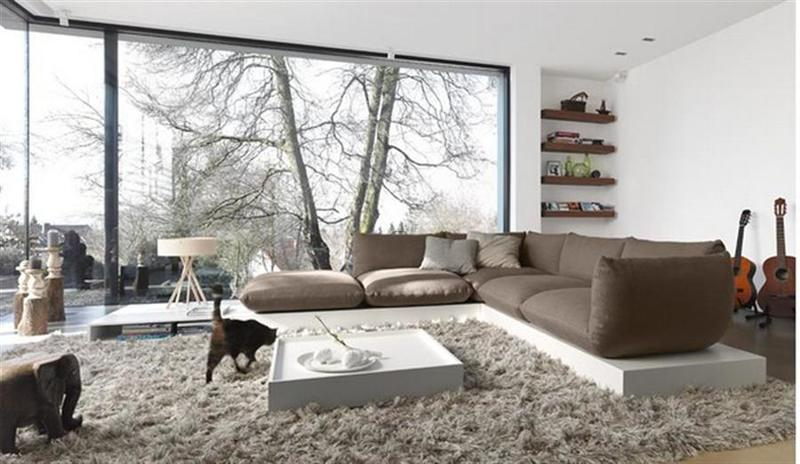 Ultra Modern Living Room, Ultra Modern Living Room Pictures