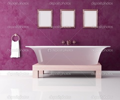 Amazing Ultramodern Bathroom Interior Design And Decoration