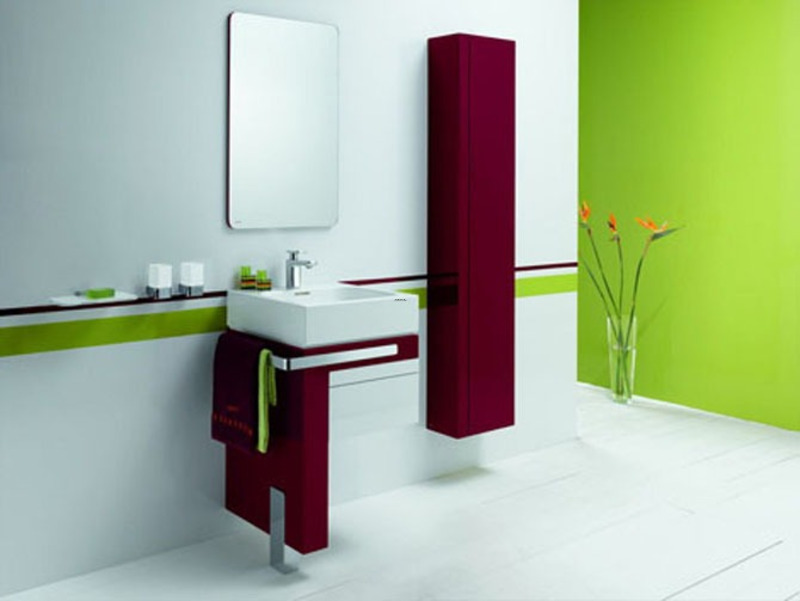 Ultra Modern Bathroom, Classic Ultra Modern Bathroom
