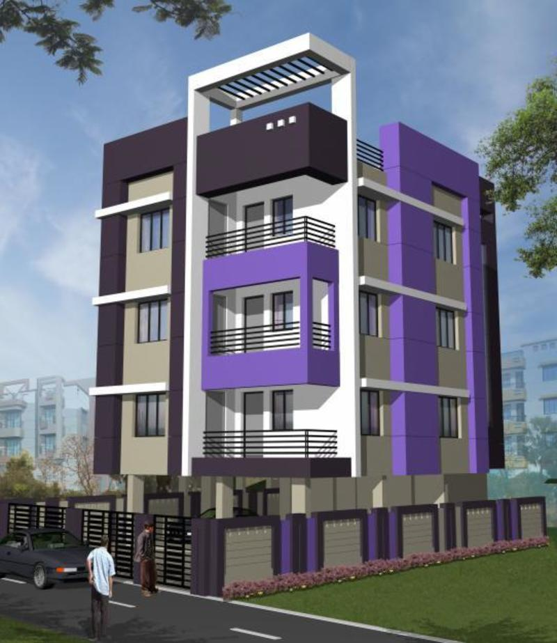 Residential building elevation in india joy studio for Architecture elevation
